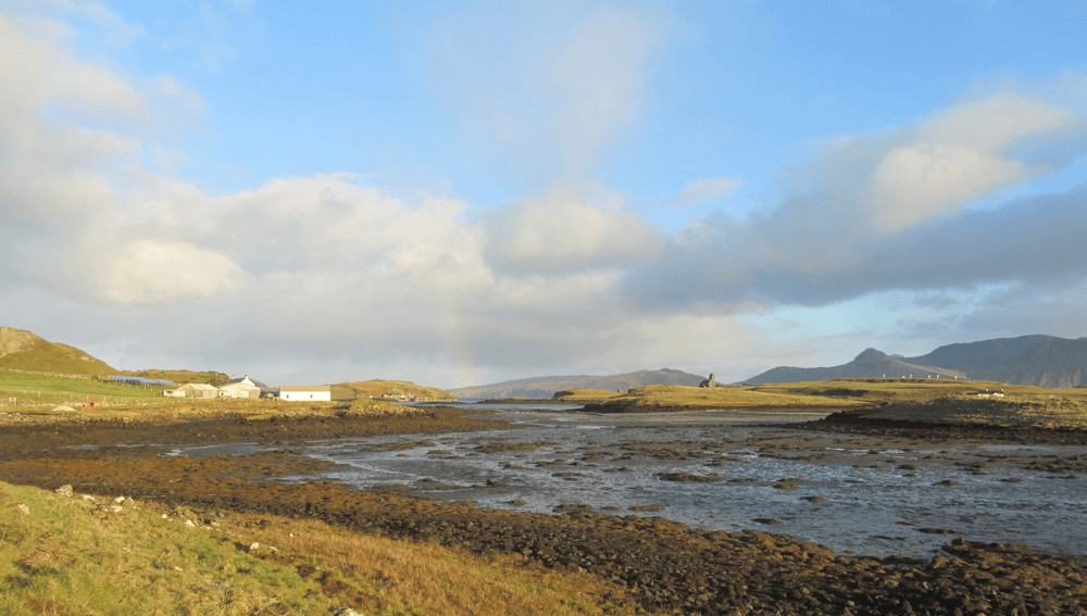 Isle Of Canna Solar and Wind