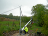 Off Grid Wind And Pvsystem Herefordshire