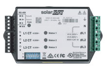 SolarEdge Energy Meter with Modbus Connection