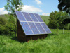 New Radnor Off Grid Farm PV And Wind System