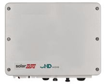 SolarEdge Single Phase Inverter with HD Wave Technology with SetApp Configuration