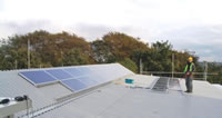 Batchedpv Panel Installation 4 Rutland
