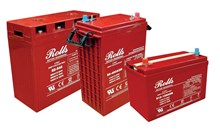 Rolls AGM S Series Batteries