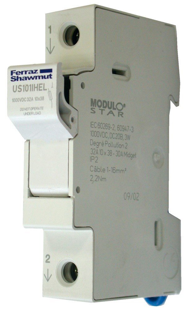 pv string fuse holders