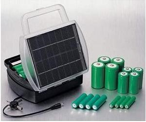 Solar NiCd Charger