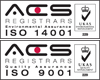 ACS ISO 14001 And 9001 UKAS