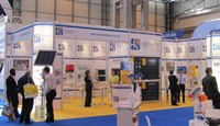 Wind Sun Exhibit At Solar Power UK 2012 01