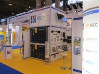 Wind Sun Exhibit At Solar Power UK 2012 03