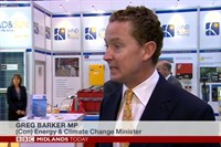 Greg -Barker -visits -Wind -&-Sun -Stand -on -BBC-News