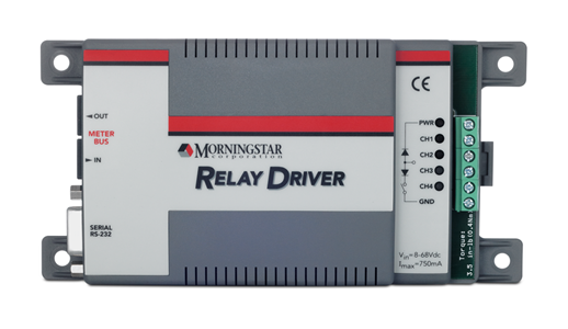 Morningstar RelayDriver