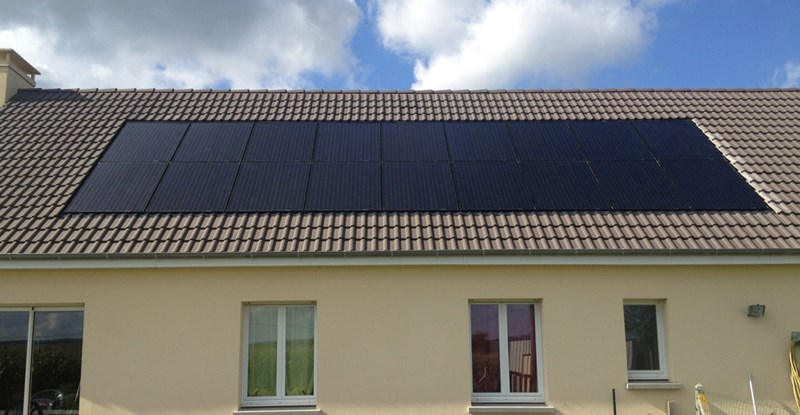 Gse Integration Roof Integrated Wind Amp Sun