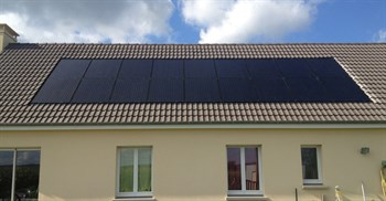 GSE Integration Integrated Solar PV Mounting System Install 04