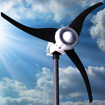 Leading Edge LE-600 Wind Turbine Square