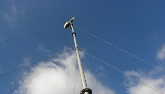Leading Edge 9m Guyed Tower