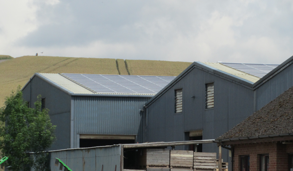 Agricultural Solar PV Installation