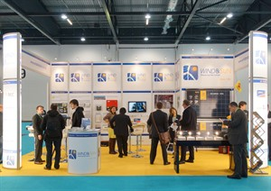 Wind & Sun at Ecobuild 2013