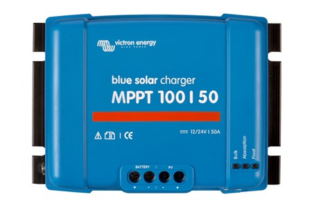 Victron BlueSolar Charge Controller MPPT 100-50 Top