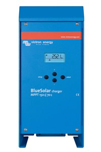Victron BlueSolar Charge Controller MPPT 150V 70A Front