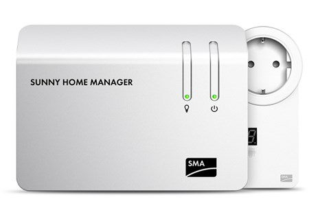 SMA Sunny Home Manager and Bluetooth Socket