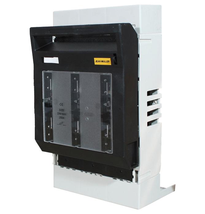 battery inverter fuses wind \u0026 sun Fuse Box Mount battery fuse disconnect 3 pole
