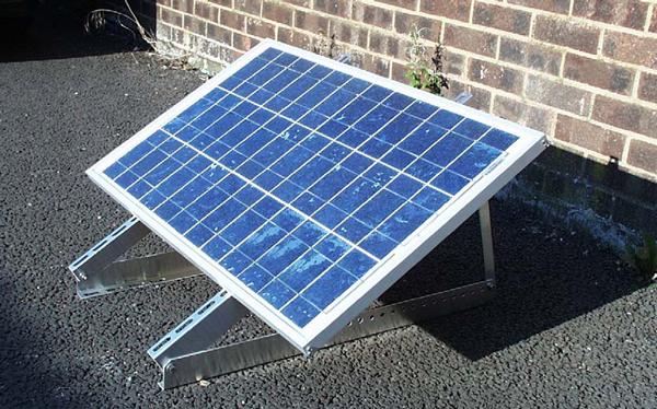 Small Solar Panel Mounts Wind Amp Sun