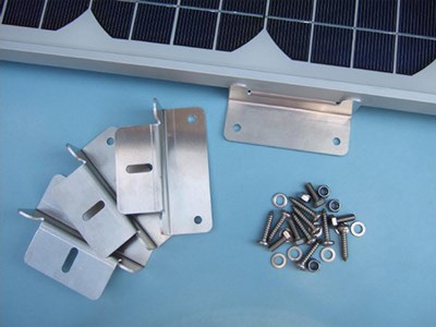 SPFK Type Solar PV Mounting Structure 02