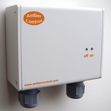 Amber Control Frequency Controlled Switch