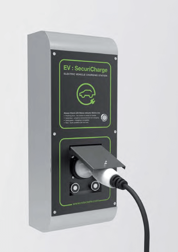 Rolec Ev Charging Points