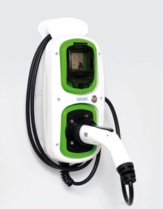 Rolec WallPod EV HomeCharge Tethered