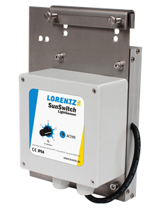 Lorentz Sun Switch Front