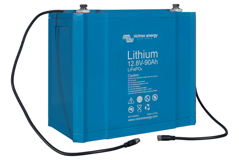 Victron Lithium Ion Batteries | Wind & Sun