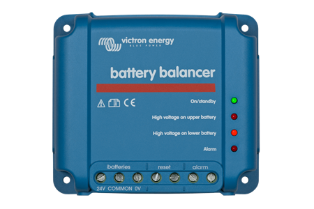Victron Energy Battery Balancer Front