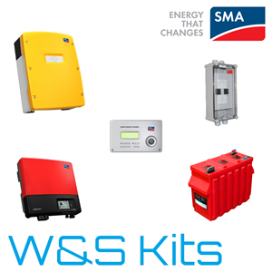 SMA Off Grid Kit