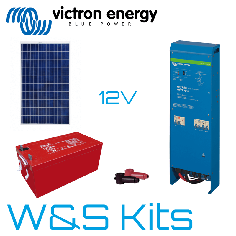 Easysolar Off Grid Kits Wind Amp Sun