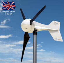 Leading Edge LE-300 Wind Turbine