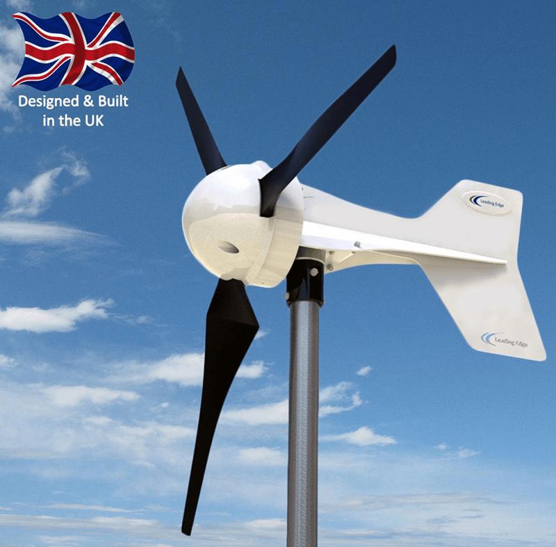 Wind Turbines   Wind & Sun
