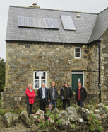 20th Anniversary Of The Uk's Pioneering PV Power Station - West Wales Eco Centre