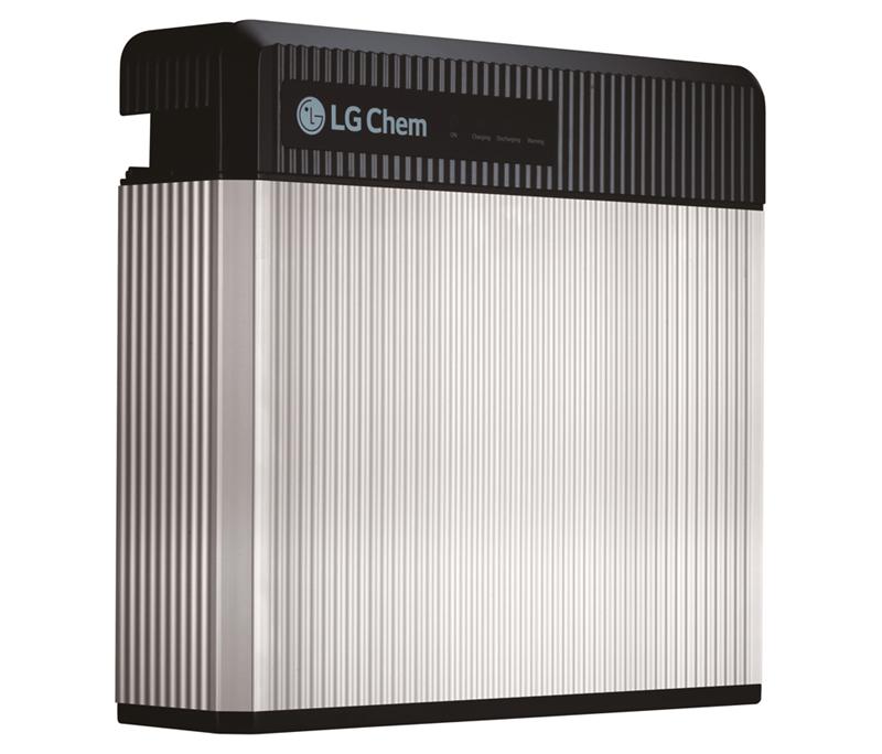 Lg Chem Lithium Ion Batteries Wind Amp Sun