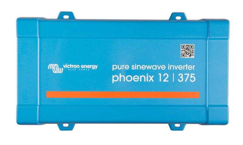 Victron Inverters | Wind & Sun
