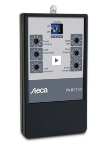 Steca PA RC100 Programming Unit Angle