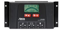 Steca Solarix Solar PV Charge Controller Front