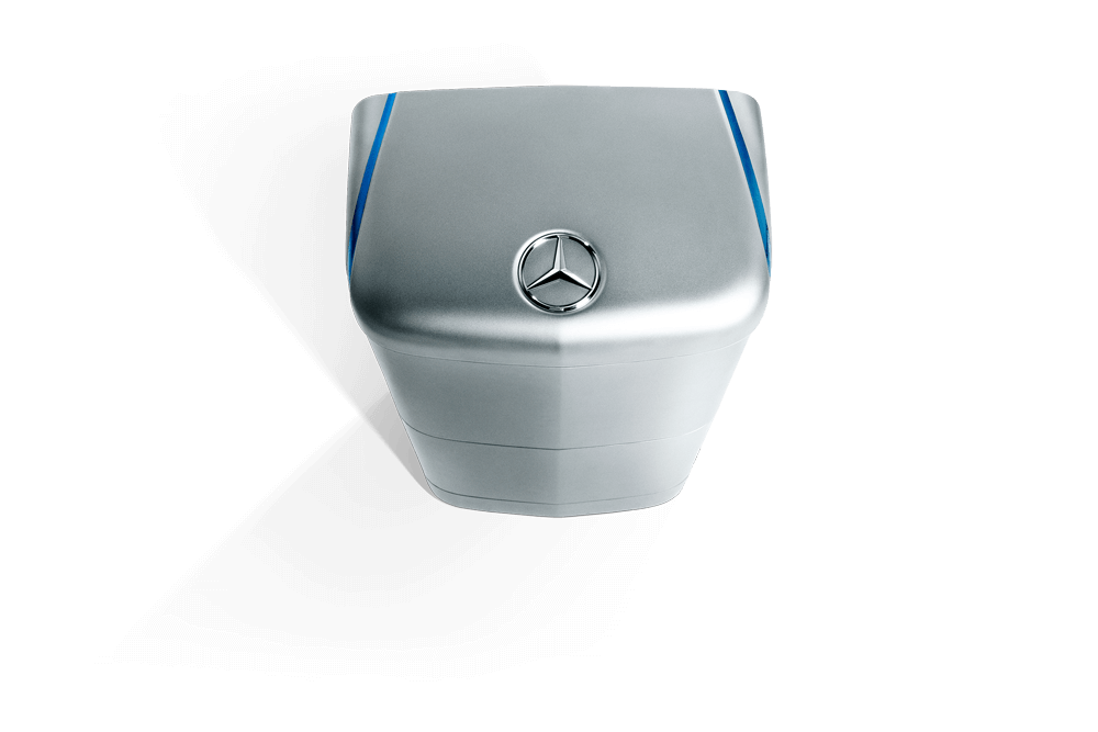 Mercedes-Benz Energy Storage Home Battery Top Angle