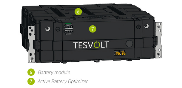 tesvolt lithium storage system ts battery module drawing