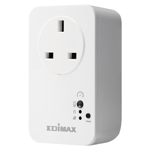 Edmiax Smart Plug Switch With Power Meter SP-2101W UK