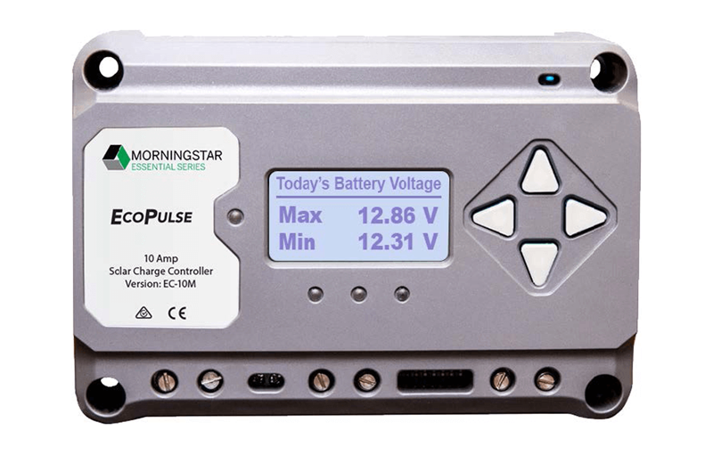 Morningstar Charge Controllers Wind Sun