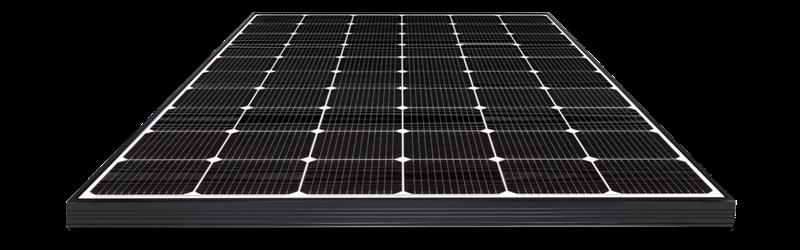 LG Solar PV Panels   Wind & Sun