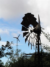 Wind Pump And Proven Wind Turbine