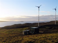 Proven Now Kingspan Wind Turbines On The Isle Of Eigg