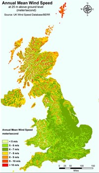 NOABL Wind Speed Map June 2008 Small