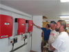 Isle Of Eigg New Solar PV System Switching On 100X75